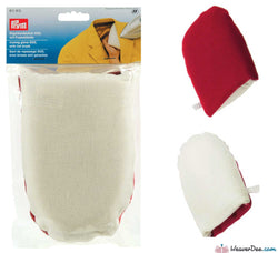 Prym - Ironing Glove Duo With Lint Brush - WeaverDee.com Sewing & Crafts - 1