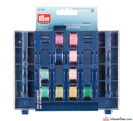 Prym - Bobbin Box - WeaverDee.com Sewing & Crafts - 1