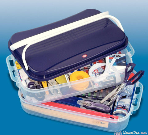 Prym - JUMBO Click Box - Sewing & Crafts Storge - WeaverDee.com Sewing & Crafts - 1