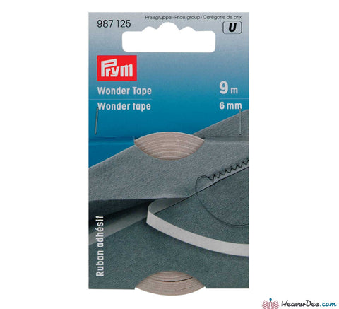 Prym - Wonder Tape - WeaverDee.com Sewing & Crafts - 1