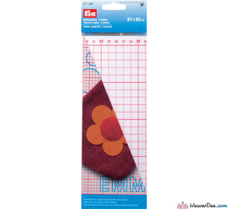 Prym - Squared Pattern Paper - WeaverDee.com Sewing & Crafts - 1