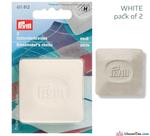 Prym - Tailor's / Dressmaker's Chalk - WeaverDee.com Sewing & Crafts - 4