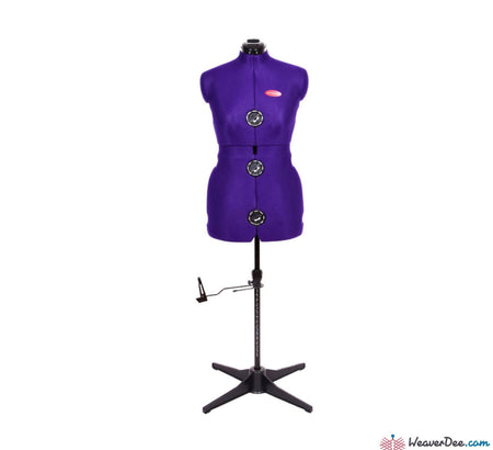 Prymadonna Dress Form Dummy / Violet