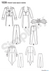 Simplicity - S1039 Men's Cosplay Costumes - WeaverDee.com Sewing & Crafts - 3
