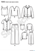 Simplicity - S1043 Child's, Girls' & Boys' Separates - WeaverDee.com Sewing & Crafts - 3