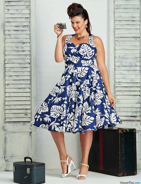 Plus Size Sewing Patterns – WeaverDee.com