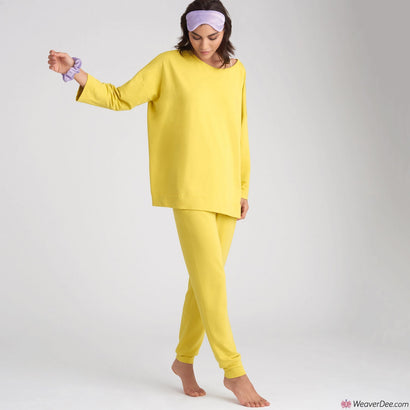 Simplicity Pattern S9020 Misses' Sleepwear Knit Tops, Pants, Shorts & Accessories