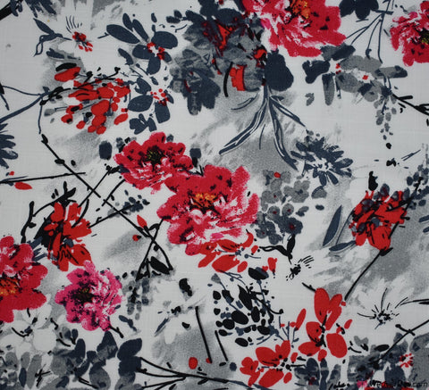 Serrina Viscose Fabric