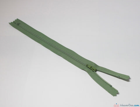 YKK - Regular Skirt & Dress Zip [211 Willow Green] - WeaverDee.com Sewing & Crafts
