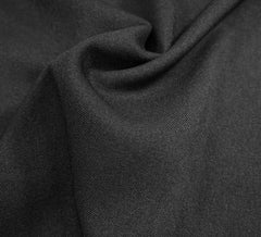 Black Viscose Twill Fabric
