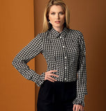 Vogue - V9029 Misses' Blouse | Easy - WeaverDee.com Sewing & Crafts - 2