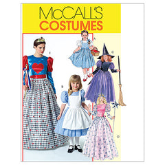 McCall's - M4948 Misses'/Girls' Magical Storybook Costumes - WeaverDee.com Sewing & Crafts - 1