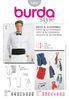 Burda - BD3403 Mens' Waistcoat & Accessories - WeaverDee.com Sewing & Crafts - 1