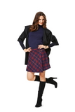 Burda - BD6980 Misses' Pantskirts | Easy - WeaverDee.com Sewing & Crafts - 4