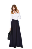 Burda - BD6980 Misses' Pantskirts | Easy - WeaverDee.com Sewing & Crafts - 3