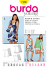 Burda - BD7390 Misses Dress & Tunic | Very Easy - WeaverDee.com Sewing & Crafts - 1