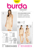 Burda - BD7627 Misses' Lingerie Outfits | Easy - WeaverDee.com Sewing & Crafts - 1