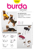 Burda - BD7752 Doggy Coat - WeaverDee.com Sewing & Crafts - 1