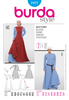 Burda - BD7977 Medieval Dress Costume - WeaverDee.com Sewing & Crafts - 1