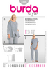 Burda - BD8108 Misses' Coordinates | Very Easy - WeaverDee.com Sewing & Crafts - 1