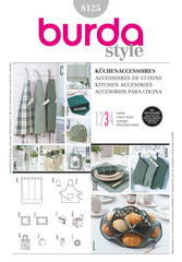 Burda - BD8125 Kitchen Accessories - WeaverDee.com Sewing & Crafts - 1