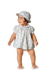 Burda - BD9496 Children's Caps & Hats - WeaverDee.com Sewing & Crafts - 1