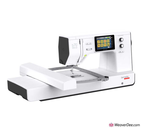 Bernina Bernette B70 DECO Embroidery Machine
