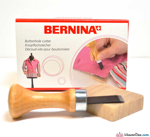 Bernina - Buttonhole Chisel Set - WeaverDee.com Sewing & Crafts - 1