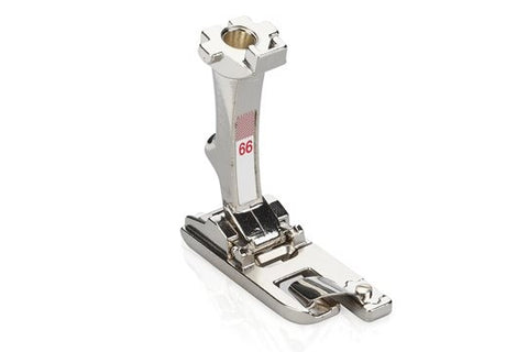 Bernina Zigzag Hemmer Foot No. 66 (6mm)