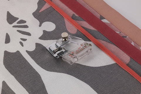 Brother - Brother Adjustable Binder Foot - WeaverDee.com Sewing & Crafts