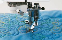 Brother - Brother Open Toe Free Motion Foot - WeaverDee.com Sewing & Crafts