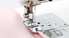 *General Fitting - [*Universal] Narrow Hem Foot - WeaverDee.com Sewing & Crafts - 1