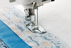 Brother - Brother Patchwork Foot Without Guide - WeaverDee.com Sewing & Crafts - 1