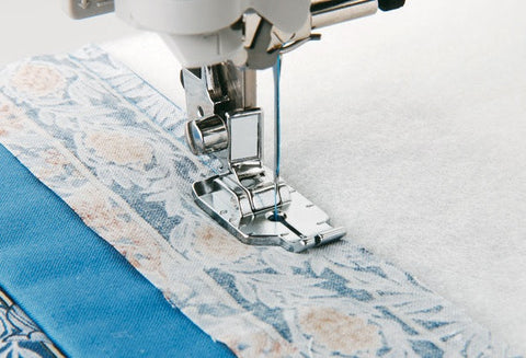 *General Fitting - [*Universal] Patchwork Foot without Guide - WeaverDee.com Sewing & Crafts - 1