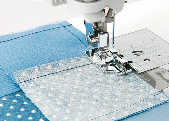 *General Fitting - [*Universal] Patchwork Foot with Guide - WeaverDee.com Sewing & Crafts - 1