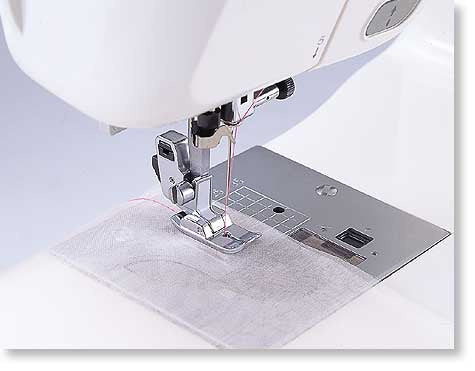 *General Fitting - [*Universal] Straight Stitch Foot - WeaverDee.com Sewing & Crafts