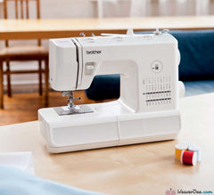 Brother - Brother XR27NT Sewing Machine - WeaverDee.com Sewing & Crafts - 1