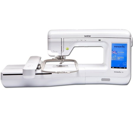 Brother Innov-is V3 Embroidery Machine + FREE GIFTS WORTH £297.98