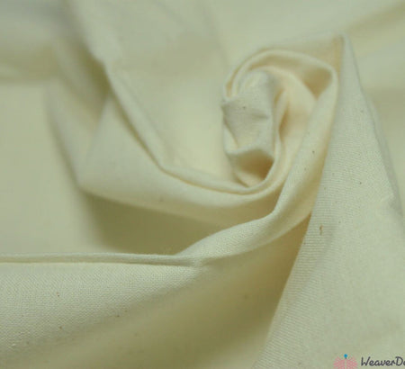 WeaverDee - Regular Calico Fabric / Natural - WeaverDee.com Sewing & Crafts - 1