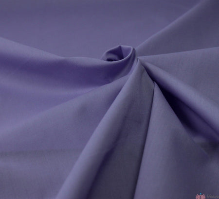 WeaverDee - Poly Cotton Fabric / Dark Lilac - WeaverDee.com Sewing & Crafts - 1