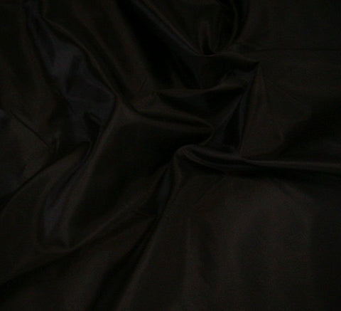 WeaverDee - Dress Lining Fabric / 150cm / Black - WeaverDee.com Sewing & Crafts