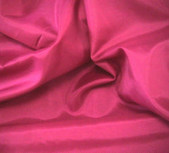 WeaverDee - Dress Lining Fabric / 150cm / Cerise - WeaverDee.com Sewing & Crafts
