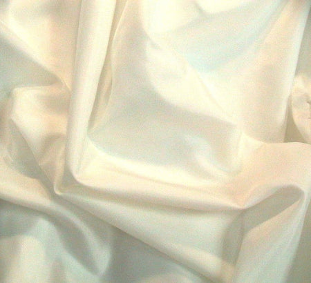 WeaverDee - Dress Lining Fabric / 150cm / Ivory - WeaverDee.com Sewing & Crafts