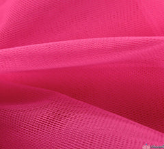 WeaverDee - Dress Net Fabric / 150cm Alexandria Pink - WeaverDee.com Sewing & Crafts - 1