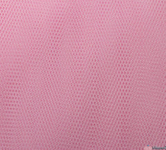 WeaverDee - Dress Net Fabric / 150cm Briar Rose Pink - WeaverDee.com Sewing & Crafts - 1