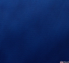 WeaverDee - Dress Net Fabric / 150cm Empire Blue - WeaverDee.com Sewing & Crafts - 1