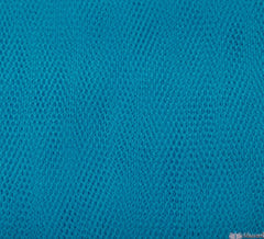 WeaverDee - Dress Net Fabric / 150cm Fluorescent Blue - WeaverDee.com Sewing & Crafts - 1