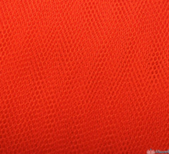WeaverDee - Dress Net Fabric / 150cm Fluorescent Orange - WeaverDee.com Sewing & Crafts - 1