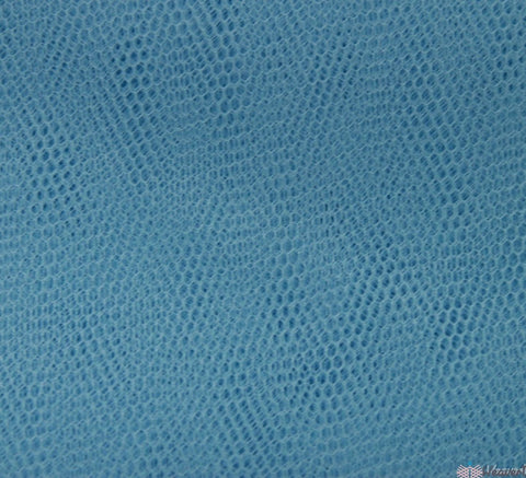 WeaverDee - Tulle Fabric / Powder Blue - WeaverDee.com Sewing & Crafts - 1
