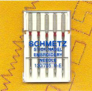 Embroidery Machine Needles | Pack of 5